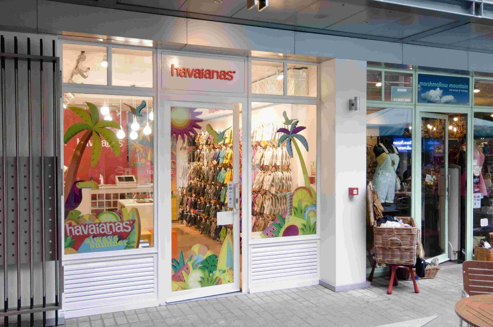05bac84b5 Havaianas shop lands in London! – Hotels and Havaianas